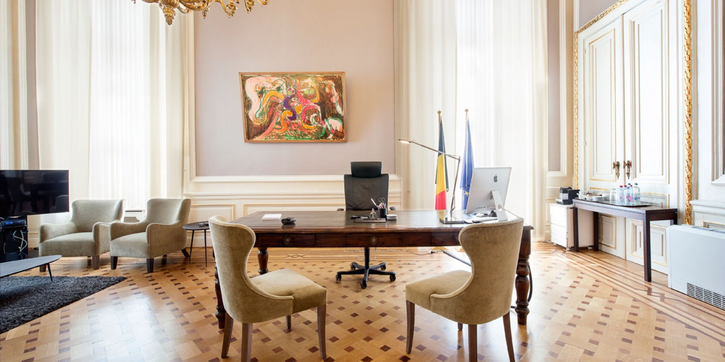 The prime minister's office