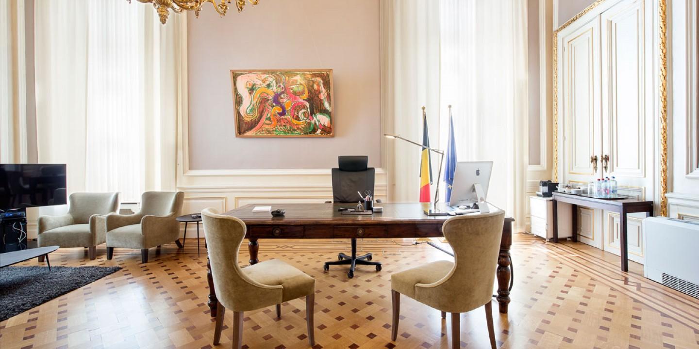 Le 16 rue de la loi spf chancellerie du premier ministre - Cabinet du ministre de l interieur ...